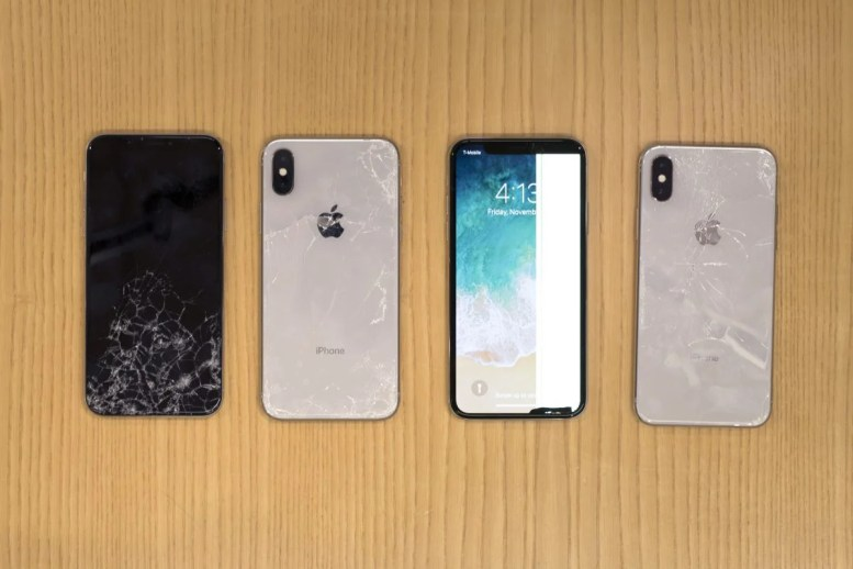 GearDiary The iPhone X Is The Most Breakable (and Expensive to Repair) Smartphone Ever