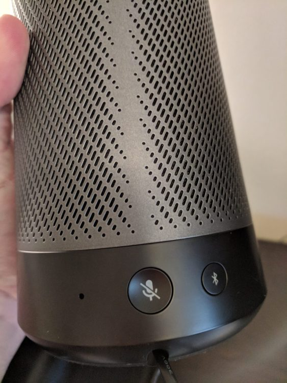 Invoke Mic Mute and Bluetooth Buttons