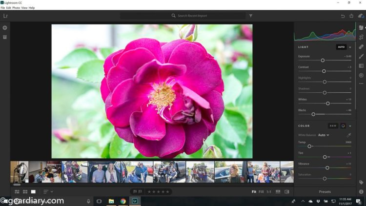 Adobe's New Lightroom CC Cloud-Based Editor Review