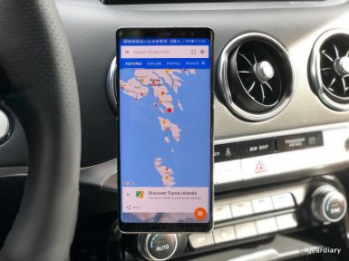 GearDiary Pitaka Aramid MagCase and MagMount for the Samsung Galaxy Note8 Review