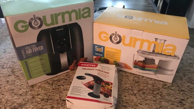 Get Ready for some Holiday Meals Courtesy of Gourmia