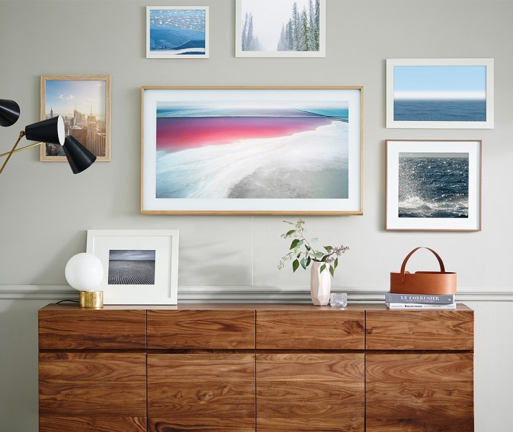 "The Frame, Samsung's Nearly Invisible TV, Is Now Available in a 43"" Model"
