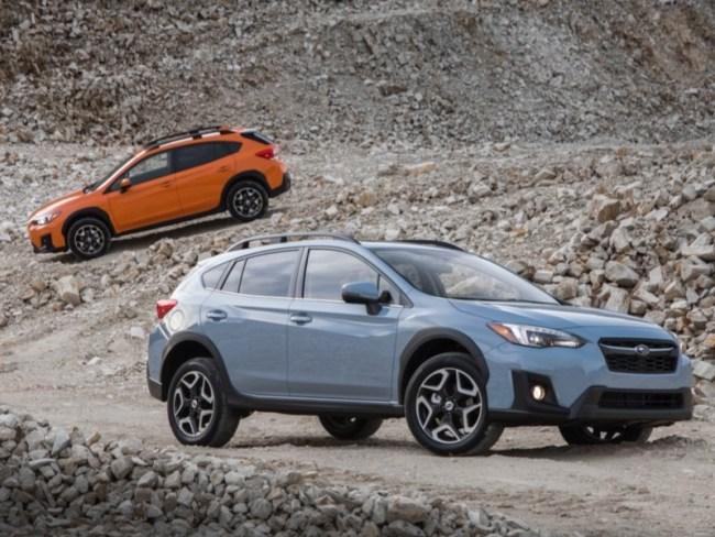 2018 Subaru Crosstrek Climbing Its Way to the Top