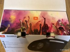 GearDiary JBL Boombox: Say Hello to the Star of Your Next Backyard Party
