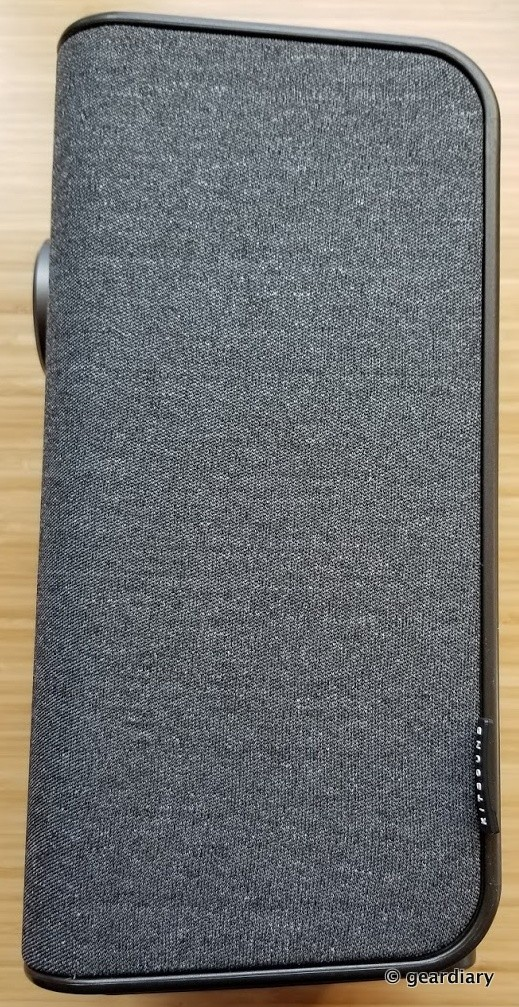 GearDiary KitSound Voice One Smart Speaker: Better Than Any Echo