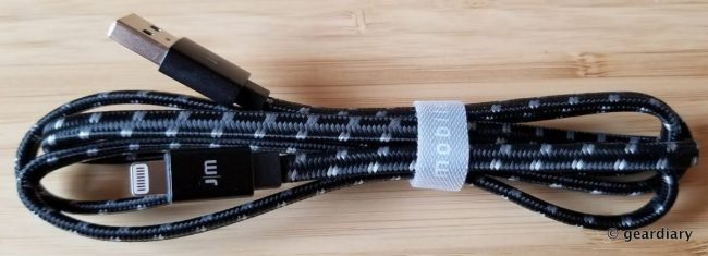 GearDiary Just Mobile Has Upped Their Cable Game with the ZinCable and AluCable Flat Braided