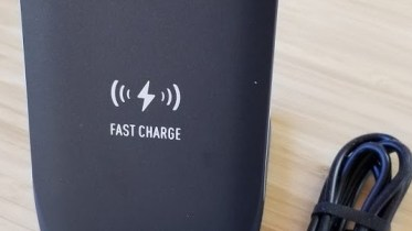 Seneo Fast Wireless Charger: Prop Your Phone up So You Can See It!