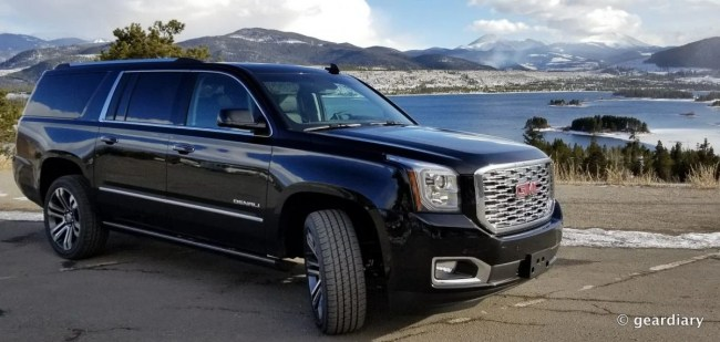 GearDiary 2018 GMC Yukon Denali: The Ultimate Family Wagon