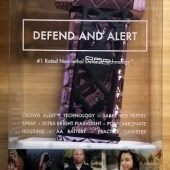 TigerLight D.A.D. 2 Defense Alert Device: A Non-Lethal Self Defense and Alert System