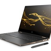 "HP Spectre x360 15"" Gets Revamped for 2018"