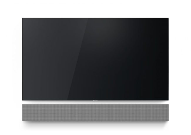 Samsung's Latest NW700 Sound+ Soundbar is Impossibly Slim