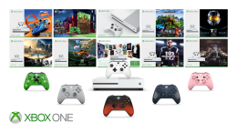 GearDiary Xbox One S Bundle Deals Make for a Great Last Minute Gift