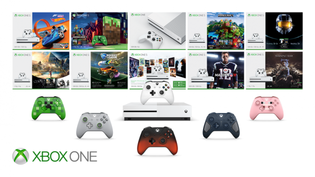 Xbox One S Bundle Deals Make for a Great Last Minute Gift