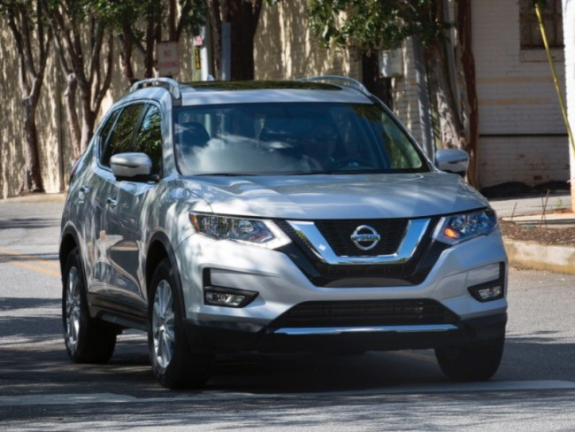 2018 Nissan Rogue Debuts New ProPilot Assist