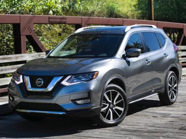 GearDiary 2018 Nissan Rogue Debuts New ProPilot Assist