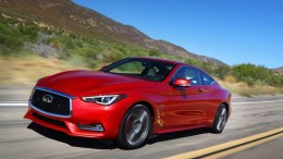 2018 Infiniti Q60 Red Sport 400 Is the 'Coupe' de Grace!