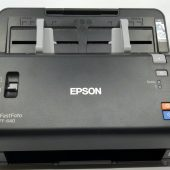 Epson FastFoto FF-640: The Ultimate Archiver for Photos and a Paperless Office