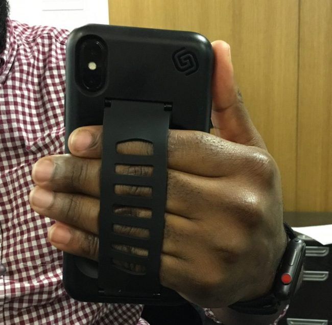 Getta Grip on Your New iPhone with the Grip2U Boost Case