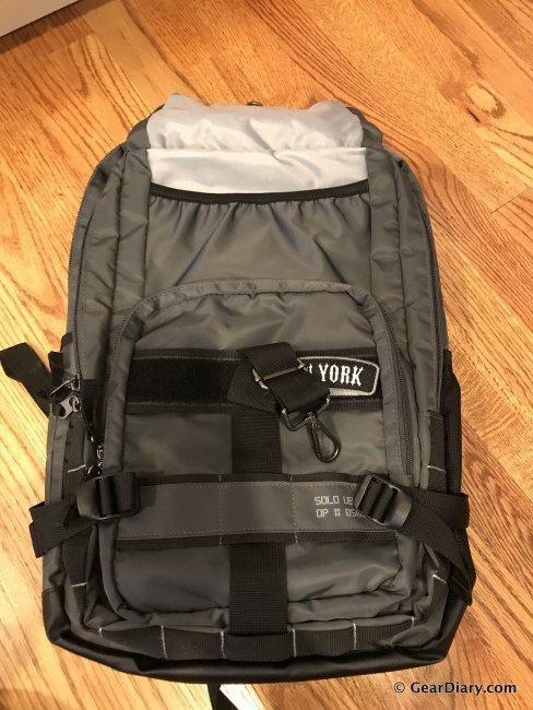GearDiary The Solo New York Altitude Backpack Is Ready for the Streets