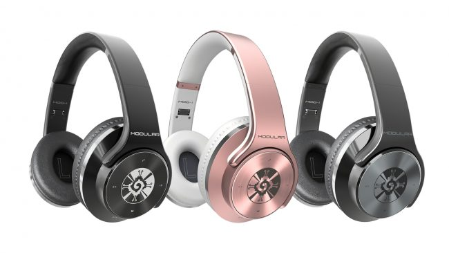 Modular's MOD-1 Bluetooth Headphones Are Digital, Analog, and Wireless All in One