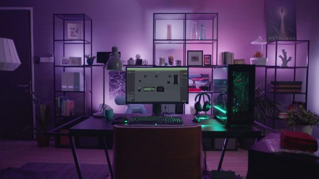 GearDiary Philips Hue Wants You to Trip the Light Fantastic While Playing PC Games