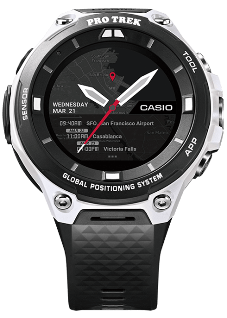 Casio Pro Trek and G-Shock Rangeman Lines Are Wrist Based Guides to the Outdoors