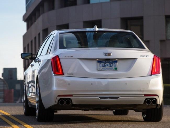 2018 Cadillac CT6 Is the Cadillac of Cadillacs