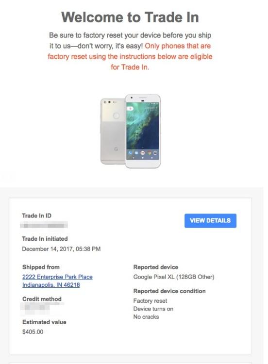 GearDiary Buyer Beware: Google Pixel Trade Value Remains Unreliable