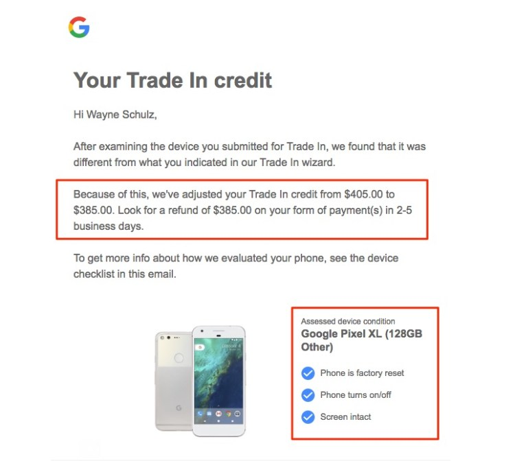 Buyer Beware: Google Pixel Trade Value Remains Unreliable