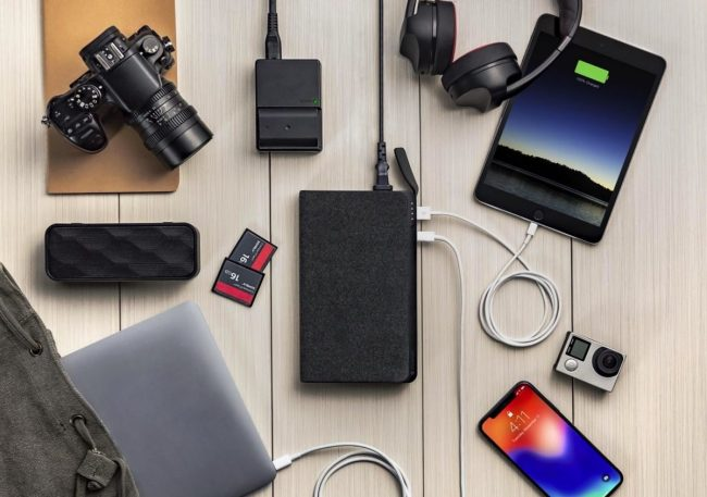 Mophie's Powerstation AC Can Charge Your Laptop and Just About Everything Else