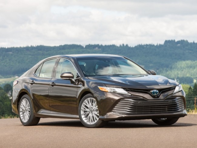 2018 Toyota Camry Is Bringing Driving Back