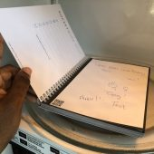 You Can Rinse & Repeat All of Your Notes with the Rocketbook