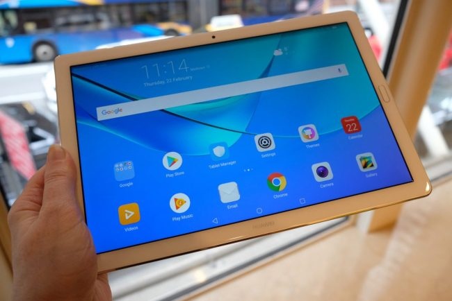 Huawei Mediapad M5 Might Be the iPad of Android