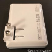 VogDUO Charger Pro 3-Port USB Wall Charger Is Thin and Ready to Charge