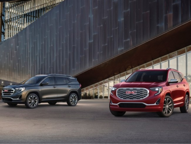 2018 GMC Terrain Denali Is Pricey but Good