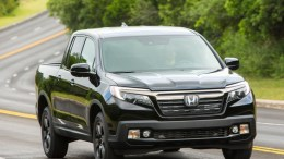 2018 Honda Ridgeline Is 'Super' for Tailgating...and Much, Much More
