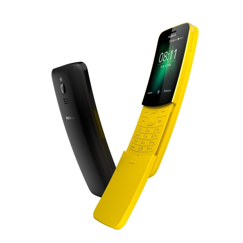 The 90s Are Back — Nokia Reinvents the Banana Phone!