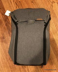 01-Peak Design Everyday Backpack Gear Diary