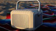 GearDiary Tutti Studio Matti: Funny Name for a Cute, Retro-Design Wireless Speaker