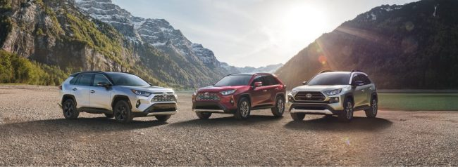 GearDiary Toyota's 2019 RAV4 Gets a New XSE Hybrid Model and Amazon Alexa