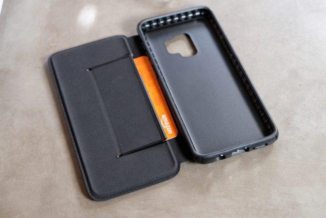 Presidio Folio Case for the Galaxy S9