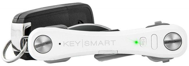 GearDiary Trust your Keys to the KeySmart Pro with Built-in Tile Tracking
