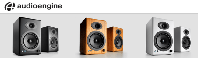 Audioengine A5+ Premium Powered Speakers Deliver Home Audio Bliss