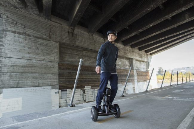 Segway Loomo Robot Sidekick Available for Pre-Order Now on Indiegogo