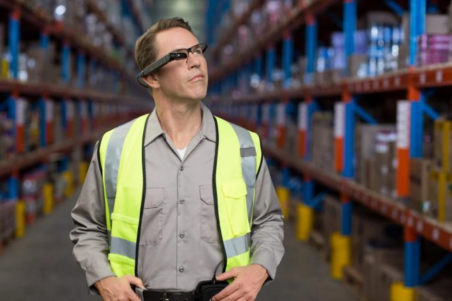Toshiba's Powerful AR Smart Glasses Target the Enterprise Worker