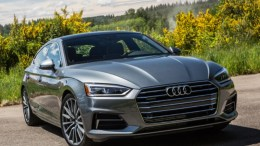 2018 Audi A5 Sportback Is the Fun Four-Door Coupe