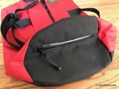 GearDiary Flowfold Bags are Lightweight, Built to Last, and Environmentally Friendly