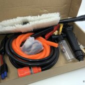 Norshire Review: A Handy and Portable Pressure Washer and Jump Starter