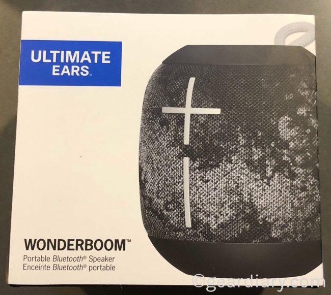Ultimate Ears WONDERBOOM Is Indeed a Small Wonder