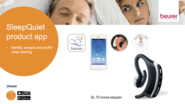 Can Buerer's Snore Stopper and SleepQuiet App Really Stop Snoring?
